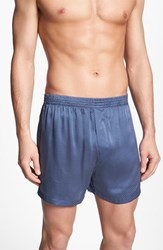 Men's Majestic International 'Cypress' Silk Boxers