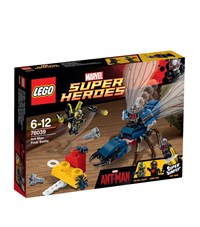 Lego Ant Man Final Battle Unisex