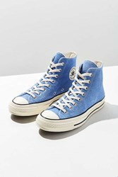 Converse Chuck Taylor All Star '70 Vintage Suede High Top Sneaker Blue