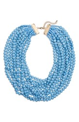 Cara Multilayer Stone Necklace