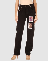 My Lovely Jean Casual Pants Black