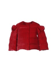 Red Valentino Redvalentino Synthetic Down Jackets