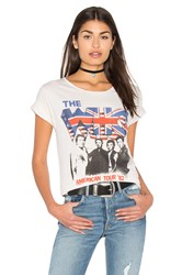 Junk Food The Who American Tour Tee Beige