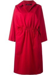 Sofie D'hoore 'Dialogue' Dress Red