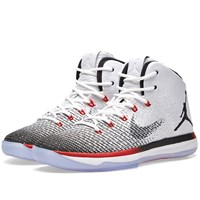 Nike Jordan Brand Air 31 'Black Toe' White
