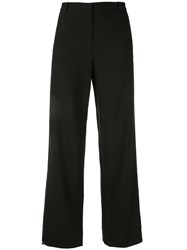 Dion Lee Tailored Mesh Insert Trousers Black