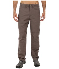 Exofficio Bugsaway No Borders Pant Slate Men's Casual Pants Metallic