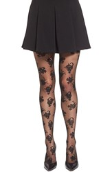 Women's Falke 'Lilium' Floral Print Tights