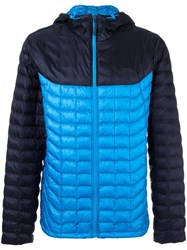 The North Face 'Thermoball' Padded Jacket Blue