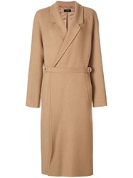 Joseph Solferino Coat Nude And Neutrals