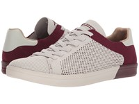 Mark Nason Classic Cup Switch Burgundy White Men's Lace Up Casual Shoes