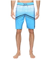 O'neill Hyperfreak Superfreak Series Boardshorts Neon Blue Men's Swimwear