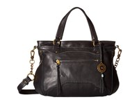 The Sak Tahoe Satchel Black Satchel Handbags