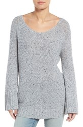 Hinge Women's Slouchy Tunic Sweater