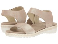 Spring Step Evi Champagne Women's Shoes Gold