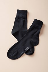 Hansel From Basel Classic Trouser Crew Socks Navy