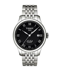 Tissot Men's Silvertone Watch