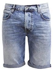 Lee Denim Shorts Summer Frost Bleached Denim