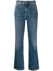 Givenchy Bootcut Jeans Blue