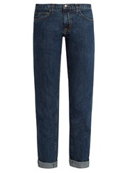 Current Elliott The Fling Low Slung Slim Boyfriend Jeans Indigo