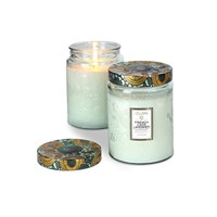 Voluspa Japonica Limited Edition Glass Candle French Cade And Lavender Large