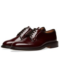 Tricker's Robert Derby Shoe Burgundy