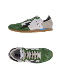 Fed Low Tops And Trainers Emerald Green