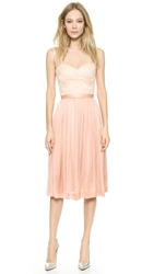 Catherine Deane Zaina Dress Tea Rose Desert Blush