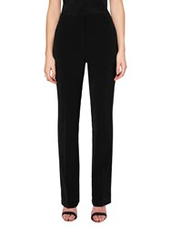 Ted Baker Yulit Kick Flare Trousers Black
