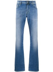 Jacob Cohen Straight Leg Jeans 60