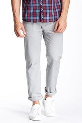 Micros Thrill Slim Fit Colored Pant Gray
