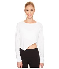Spyder Ayr Long Sleeve Tee White Women's T Shirt