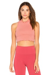 Free People Courage Tank Pink