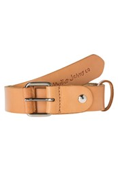 Nudie Jeans Wayne Belt Natural Beige