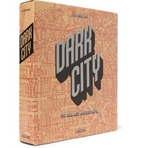 Taschen Dark City The Real Los Angeles Noir Hardcover Book Multi