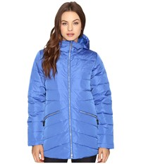 Burton Sphinx Down Jacket Scuba Women's Coat Blue