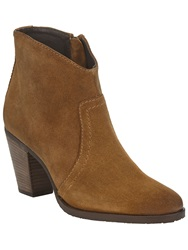 Phase Eight Flynn Ankle Boots Sand