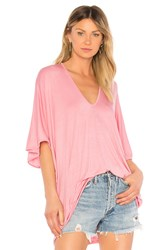 Riller And Fount Lola Tee Pink