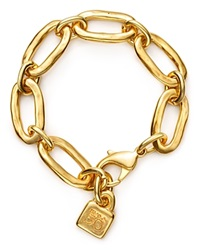 Uno De 50 Awesome Bracelet Gold