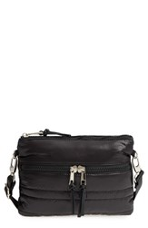 Sondra Roberts Quilted Crossbody Bag Black