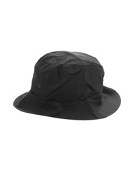 Burberry London Hats Dark Green