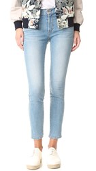 James Jeans Mid Rise Twiggy Ankle Artisan