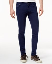 Tommy Hilfiger Men's Slim Fit Indigo Wash Jeans