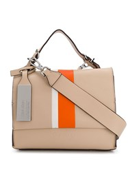 Calvin Klein Serene Small Tote Bag Neutrals