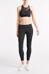 Monreal London Hi Energy Sports Bra Grey
