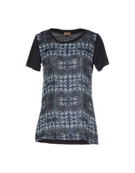 Richmond Denim Topwear T Shirts Women Dark Blue