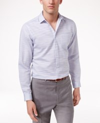 Inc International Concepts Men's Textured Shirt Only At Macy's Blue Combo