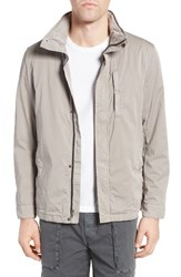 James Perse Men's Utility Jacket Dapple Pigment