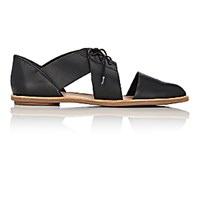 Loeffler Randall Women's Willa Cutout Oxfords Black Blue Black Blue