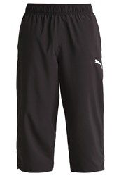 Puma Essential 3 4 Sports Trousers Black
